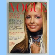 Vogue Magazine - 1970 - October 15th